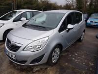 Vauxhall/Opel Meriva 1.7CDTi 16v ( 110ps ) ( a/c ) auto 2014MY S
