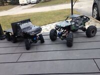 Axial scx10 6x6 and axial wraith