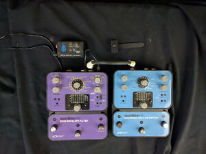 Source Audio Bass Pedals