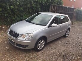 Volkswagen polo 2009 1.2 manual 5dr