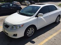 2009 Toyota Corolla LE  original owner fully loaded