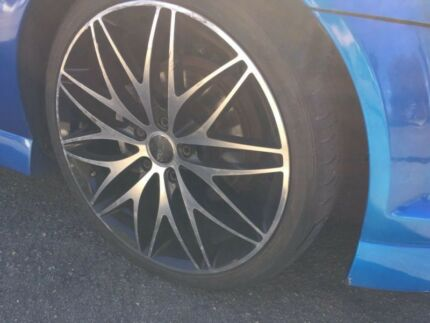 Holden Commodore Rims 20Inch Fit VL VN VT VX VY VZ VE 5x120