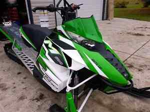 REDUCED  !!!! 2013 arctic cat 1100T ( new ) Edmonton Edmonton Area image 1
