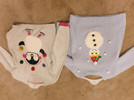Christmas jumpers x 2 age 6/7
