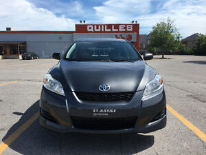 2009 Toyota Matrix WOW 129000KM CERTIFIED -WARRANTY INCLUDED