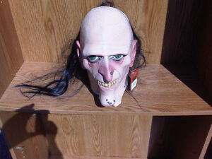 large collection  masks & display busts haunted house halloween Peterborough Peterborough Area image 3