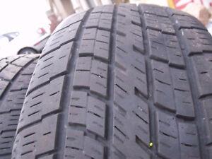 NEW PRICE two all season tires 225/70R16 Kitchener / Waterloo Kitchener Area image 2
