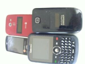 24 assorted cell phones,AS IS,unknown carriers
