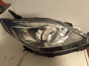 MAZDA5 PHARE HEADLAMP HEADLIGHT LUMIÈRE LIGHT LAMP