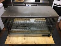 Pie oven / heated cabinet