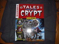 EC Archives Tales From The Crypt Volume 4 Hardcover TPB (Anglais