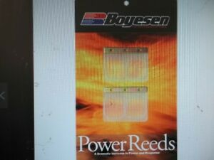 BOYESEN REEDS for 700 AND 800 SKI DOO ROTAX 2000 TO 2004