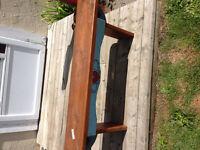 Wood Bench Bench