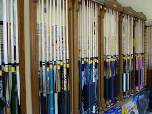 BILLIARD SURPLUS - CLEARANCE CENTRE - KITCHENER!!! CUE CASES Kitchener / Waterloo Kitchener Area image 4
