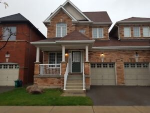 Link Semi Detached House For Lease in Wismer, Markham