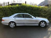 Mercedes-Benz 5.4 S55 AMG 4dr [2001-Y]