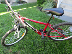 Boys bike in new condition