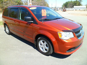 2012 Dodge Grand Caravan Stow&Go