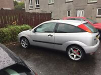 ford focus for swap or sale
