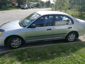 Honda Civic DX 1.7L 2001