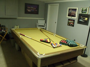 Pool table by Wally London Ontario image 3