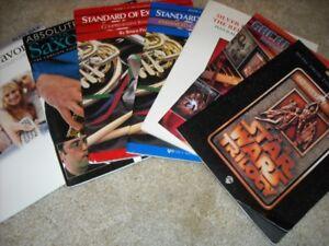 ALTO SAXOPHONE BOOKS