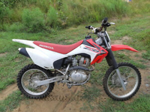 2015 Honda CRF150 Dirt Bike