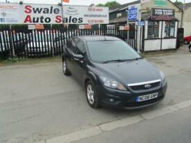 2008 FORD FOCUS 1.8 ZETEC TDCI 5 DOOR 115 BHP DIESEL