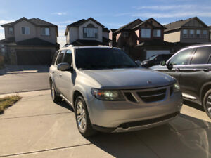 2007 Saab 9-7X AWD, Towing Hitch, Low KM, perfect Winter SUV