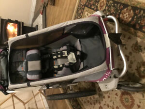 Chariot Cougar 1 Stroller **Chariot brand now owned by Thule**