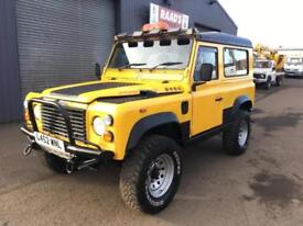 1993 Land Rover Defender 90 200 TDi * With Galvanised Chassis * Project *
