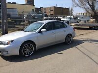 2008 Subaru Impreza reduced to $3900.00