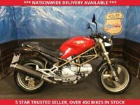 DUCATI MONSTER M 600 M600 MONSTER 600 LOW MILEAGE LONG MOT 1996