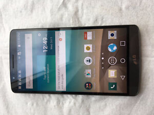 LG G3 32GB UNLOCKED GOOD CONDITION WITH CHARGER  LG G3 32GB UNL