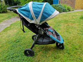 Baby Jogger City Mini GT Pushchair Teal