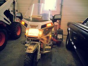 SEI Goldwing with Trike kit