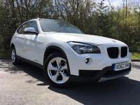 2012 BMW X1 2.0 20d EfficientDynamics sDrive 5dr