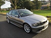 BMW e46 320ci M SPORT AUTO coupe. Not 330 328 325 -12mths MOT