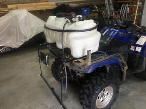 ATV Mounted Sprayer