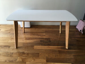 Stylish dining table