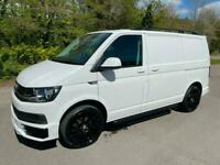 2019 Volkswagen Transporter T6 TDI TRENDLINE SWB WITH TAILGATE IN CANDY WHITE -