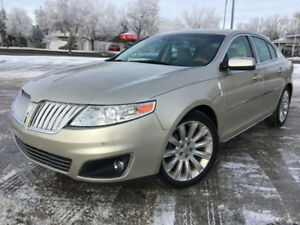 2010 LINCOLN MKS AWD Top Of The Line