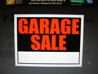 BIG ST.THOMAS GARAGE SALE(OFF #3 WEST OF AIRPORT)