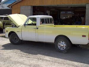 1972  Chevy 350 4 bolt main