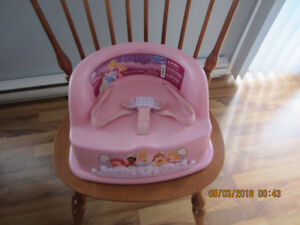 High Chair /Booster Seat.