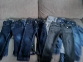 Boys clothes age 1-2 & 2-3