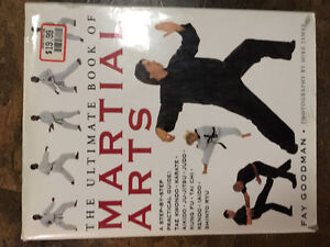 Martial Arts and Exercise books