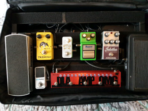 Pedal/Pedalboard/Wireless System Purge
