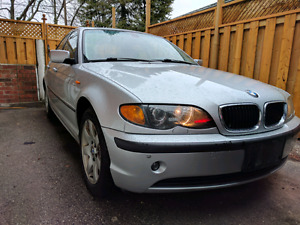 For sale. 2005 BMW 325XI - 129000kms!