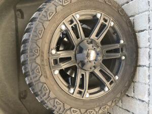 20inch tires n rims